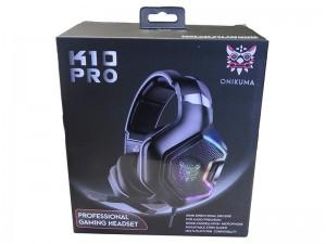 هدست مخصوص بازی اونیکوما مدل K10 Pro
