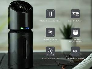 دستگاه تصفیه هوای قابل حمل پاورولوژی مدل Portable Ozone Air Purifier