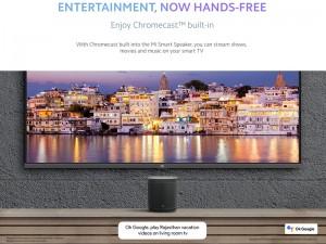 اسپیکر بیسیم هوشمند شیائومی مدل Mi Smart Speaker L09G
