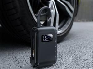 کمپرسور باد لاستیک خودرو بیسوس مدل Dynamic Eye Inflator Pump
