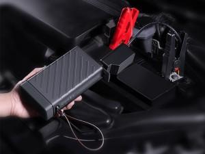 پاوربانک و جامپ استارتر خودرو بیسوس مدل Reboost Jump Starter