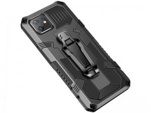 کاور ضد ضربه مدل i-Crystal مناسب برای گوشی موبایل iPhone 12 mini