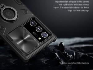کاور اورجینال نیلکین مدل Camshield Armor مناسب برای گوشی موبایل سامسونگ Note 20 Ultra