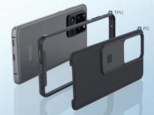 کاور اورجینال نیلکین مدل CamShield Pro مناسب برای گوشی موبایل سامسونگ S20 Ultra
