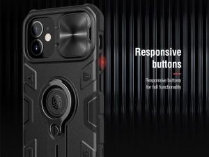 کاور اورجینال نیلکین مدل CamShield Armor مناسب برای گوشی موبایل iPhone 12/12 Pro