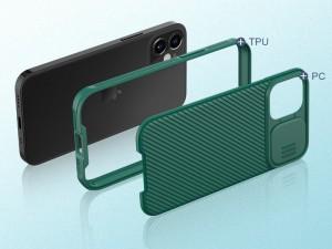 کاور اورجینال نیلکین مدل CamShield Pro مناسب برای گوشی موبایل iPhone 12 mini