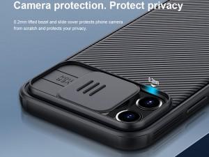 کاور اورجینال نیلکین مدل CamShield Pro مناسب برای گوشی موبایل iPhone 12/12 Pro