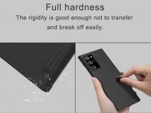کاور اورجینال نیلکین مدل Super Frosted Shield مناسب برای گوشی موبایل سامسونگ Note 20 Ultra