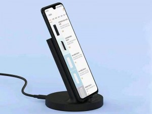 شارژر وایرلس فست شارژ شیائومی مدل WPC02ZM Mi 20W Wireless Charging Stand