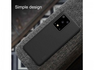 کاور اورجینال نیلکین مدل Super Frosted Shield مناسب برای گوشی موبایل سامسونگ S20 Ultra
