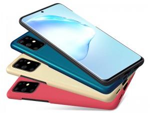 کاور اورجینال نیلکین مدل Super Frosted Shield مناسب برای گوشی موبایل سامسونگ S20 Plus