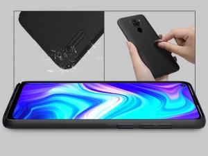کاور اورجینال نیلکین مدل Super Frosted Shield مناسب برای گوشی موبایل  شیائومی Redmi Note 9/Redmi 10x 4G