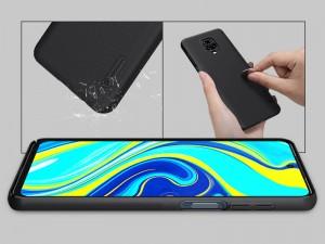 کاور اورجینال نیلکین مدل Super Frosted Shield مناسب برای گوشی موبایل  شیائومی Redmi Note 9S/Note 9 Pro/Note 9 Pro Max