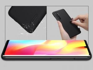 کاور اورجینال نیلکین مدل Super Frosted Shield مناسب برای گوشی موبایل شیائومی Mi Note 10 Lite