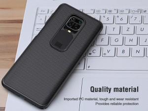 کاور اورجینال نیلکین مدل CamShield مناسب برای گوشی موبایل شیائومی Redmi Note 9S/Note 9 Pro/Note 9 Pro Max