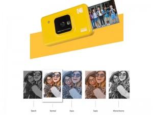 دوربین عکاسی چاپ سریع کداک مدل C210 Instant 2-in-1 Camera