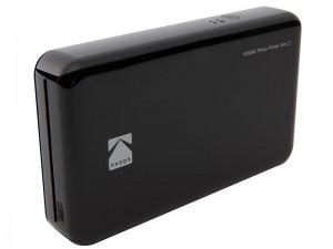 پرینتر قابل حمل چاپ سریع عکس کداک مدل Mini 2 Instant Photo Printer بهمراه کاغذ چاپ عکس 8 عددی