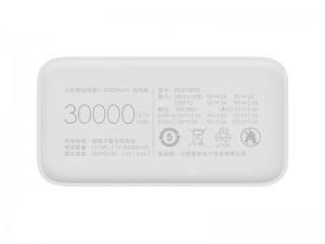 پاور بانک فست شارژ 30000 ميلی آمپر شیائومی مدل PB3018ZM Mi Power Bank 3