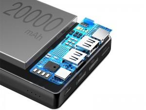 پاور بانک 20000 میلی آمپر بیسوس مدل Mini JA PPJAN-B01