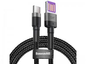 کابل سوپر شارژ تایپ سی بیسوس مدل Cafule HW Quick Charging cable 40W CATKLF-PG1