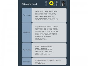 کابل دو سر تایپ سی به سوزنی لپ تاپ بیسوس مدل One-for-two Fast Charging Data Cable Type-C to C+DC 100W CA1T2-A01