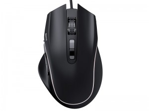 ماوس مخصوص بازی بیسوس مدل GAMO 9 Programmable Buttons Gaming Mouse GMGM01-01