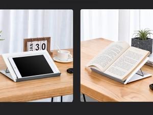 استند و خنک کننده لپ تاپ بیسوس مدل Mesh Portable Laptop Stand SUDD-2G