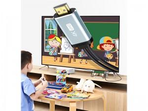 کابل تبدیل Lightning به HDMI توتو مدل BL-006 به طول 2 متر
