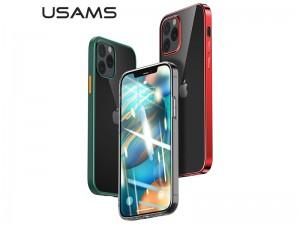 محافظ صفحه نمایش یوسمز مدل BH638M01 مناسب برای گوشی موبایل iPhone 12 Pro Max