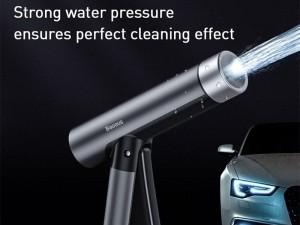 شیلنگ و نازل کارواش بیسوس مدل Simple Life Car Wash Spray Nozzle CRXC01-C01 طول 30 متری