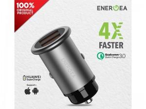شارژر فندکی فست شارژ انرژیا مدل Mini Drive 2