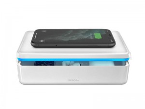 دستگاه ضدعفونی کننده و شارژر وایرلس انرژیا مدل Stera 360
