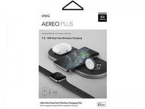 شارژر بی سیم سه کاره یونیک مدل Aereo Plus