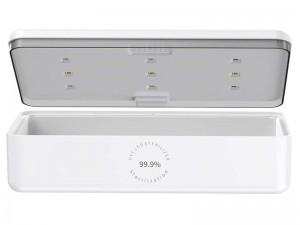 دستگاه ضدعفونی کننده و شارژر وایرلس توتو مدل N52 Wireless Charging Sterilization Box