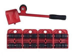 جک حمل و نقل آسان کالا Umzugshelfer 5 Pcs Set Moving Artifact