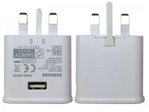 شارژر دیواری فست شارژ 15 وات اورجینال سامسونگ مدل EP-TA200 بهمراه کابل تایپ سی