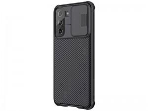 کاور اورجینال نیلکین مدل CamShield Pro مناسب برای گوشی موبایل سامسونگ S21