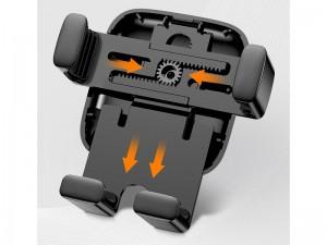 پایه نگهدارنده گوشی موبایل بیسوس مدل Cube Gravity Vehicle-Mounted SUYL-FK01