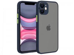 کاور پشت مات دور رنگی مناسب برای گوشی موبایل iPhone 12 Pro Max