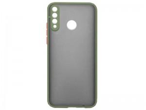 کاور پشت مات دور رنگی مناسب برای گوشی موبایل هوآوی Y6p 2020