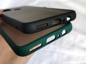 کاور پشت مات دور رنگی مناسب برای گوشی موبایل هوآوی Honor 9A