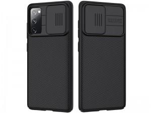 کاور اورجینال نیلکین مدل CamShield مناسب برای گوشی موبایل سامسونگ S20 FE