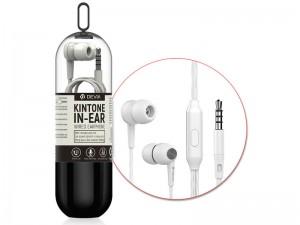 هندزفری دیویا مدل Kintone Headset Wired Earphone EL064