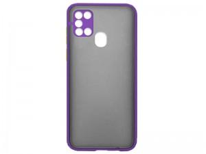 کاور پشت مات دور رنگی مناسب برای گوشی موبایل سامسونگ M31