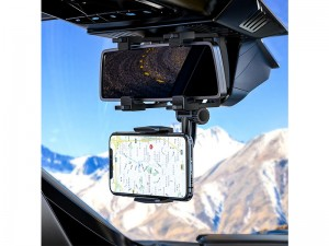 پایه نگهدارنده گوشی موبایل هوکو مدل CA70 rearview mirror in-car mount holder