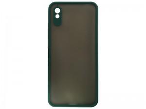 کاور پشت مات دور رنگی مناسب برای گوشی موبایل شیائومی Redmi 9A