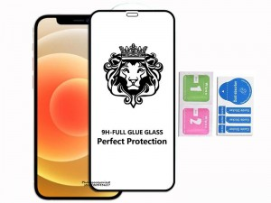محافظ صفحه نمایش شیر نشان مناسب برای گوشی موبايل  iPhone 12 Pro Max