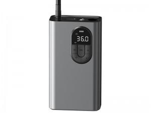 کمپرسور باد لاستیک خودرو بیسوس مدل Energy Source Inflator Pump CRCQB02-0A