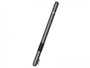 قلم لمسی و خودکار بیسوس مدل Household Pen ACPCL-01
