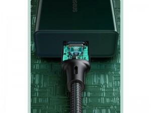 کابل سوپر شارژ تایپ سی بیسوس مدل Suppport VOOC Cafule Cable CATKLF-VB01 به طول 2 متر